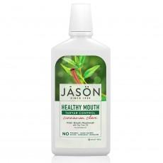 제이슨, 헬시 마우스, 치석 콘트롤, 시나몬 클로브, 16 액량 온스 , 16 fl oz (473 ml)