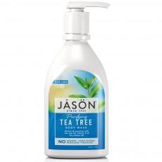 제이슨, 퓨리파잉 티트리 바디 워시 [피부진정/면역강화], 30 fl oz (900 ml)