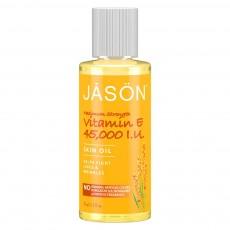 제이슨, 비타민 E 45,000 I.U. 오일, 2 fl oz (50 ml)