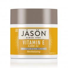 제이슨, 비타민 E 5,000 I.U.수분크림, 4 oz (113 g)