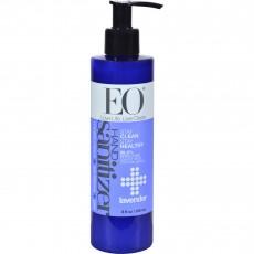 EO Products, 손 세정제 유기농 라벤더, 8 fl oz (240 ml)