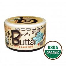 ♥30% 한정쎄일♥ Bubble & Bee 100% 유기농 바디버터 [무향], 4 oz