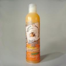 버블앤비, 100% 천연 오렌지 샤워 젤, 16 fl oz (472 ml)