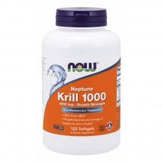 나우 Now, 넵튠 크릴 1000, 1000 mg, 120 소프트젤