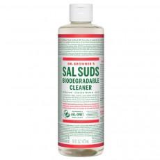닥터브로너스 천연 다용도 세정제 SAL SUDS (설겆이,청소,빨래용) 16 oz (473 ml)