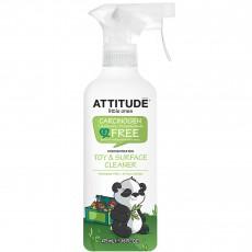 Attitude, 리틀 원, 토이 클리너, 무향, 16 oz (475 ml)