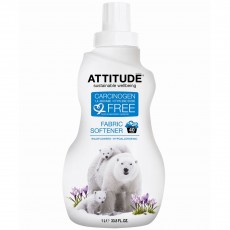 Attitude, 섬유 유연제, 와일드 플라워 (40 회), 33.8 oz (1 L)