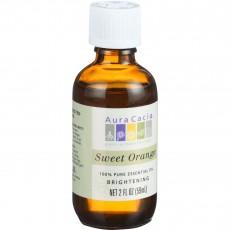 아우라카시아, 100% 에센셜 오일 Brightening (Sweet Orange), 2 fl oz (59 ml)