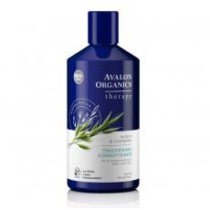 아발론 오가닉스, 비오틴 B-컴플렉스 컨디셔너, 14 fl oz (400 ml)