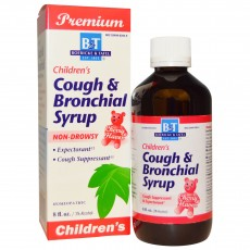 (구매대행)Boericke & Tafel, 어린이Cough 시럽 체리맛, 8 fl oz -2세부터-