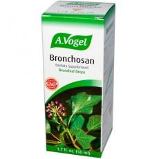 바이오포스 USA, A Vogel, Bronchosan, 기관지 Drops (건강한 호흡기, 폐, 미세먼지), 1.7 fl oz (50 ml)
