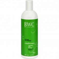 BWC, 로즈마리 민트, 티트리 컨디셔너, 16 fl oz (450 ml)