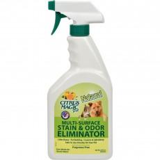 시트러스매직, 애완동물용 얼룩/냄새 제거제, 22 fl oz (650 ml)