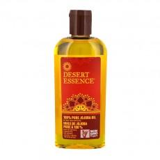 데져트 에센스, 100% 순수 호호바 오일 (헤어, 스킨, 두피를 위한), 4 fl oz (118 ml)