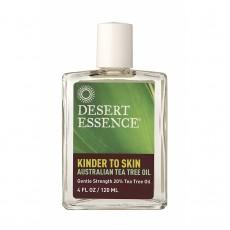 데져트 에센스, 킨더 투 스킨 티트리 오일, 4 fl oz (120 ml)