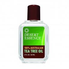 데져트 에센스, 100% 오스트레일리아 티트리 오일, 2 fl oz (60 ml)