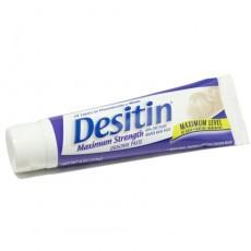 데시틴, 오리지날 기저귀 발진 크림 113 g (4 oz)