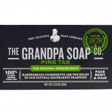 Grandpa's 원더 송진 비누, 3.25 oz (92 g)