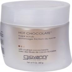 지오바니, 핫 초코렛, 슈거스크럽, 9 oz (260 g)