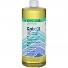 Home Health, 피마자 오일 (Castor Oil), 32 fl oz (946 ml)
