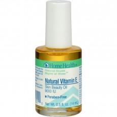Home Health, 네추럴 비타민 E 오일, 0.5 fl oz (14 ml)
