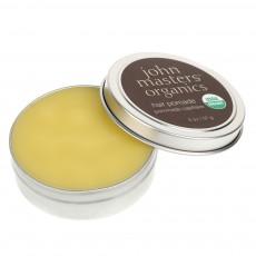 존 마스터스 오가닉, 헤어 포마드, 2 oz (57 g)