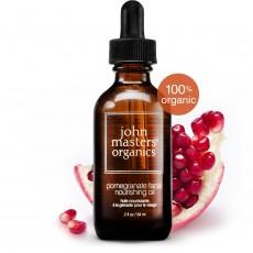 존 마스터스 오가닉, Norish 페이셜 오일 with Pomegranate, 0.9 fl oz (29 ml)