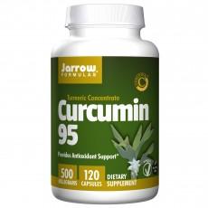 자로우 포뮬라, 커큐민 95, 500 mg, 120 Capsules