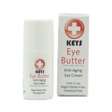 KEYS, 아이버터 안티 에이징 아이크림, 0.5 oz (15 ml)