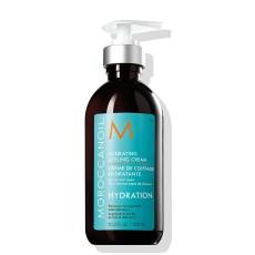 모로칸 오일, 하이드레이팅 스타일링 크림, 10.2 oz (300 ml) -모발광택, 보습효과