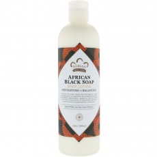 누비안 헤리티지, 아프리칸 블랙 솝, 천연 바디 로션, 13 oz (384 ml)