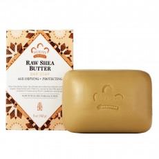 누비안 헤리티지, 비정제 시어 버터 천연 비누, 5 oz (141 g)