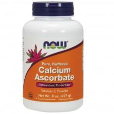 나우 Now, 칼슘 Ascorbate 100% 순수 Buffered 비타민 C 파우더, 8 oz (227 g)