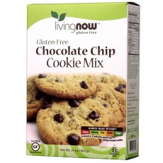 나우 Now, 초콜렛 칩 쿠키 믹스, 글루텐 프리, 17 oz