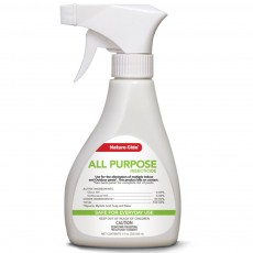 Nature-Cide, 100% 내추럴 다목적 만능 벌레퇴치 스프레이, 8 oz (236.5 ml)