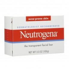 뉴트로지나, 아크네-프론 스킨 페이셜 바, 3.5 oz (100 g)