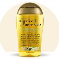 오가닉스, 모로칸 아르간 페네트레이팅 오일, 3.3 oz (100 ml)