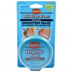 O'keeffe's, 건강한 풋 크림 (Healthy Feet), 3.2 oz