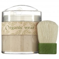 오가닉 웨어, 100% 천연 루즈 파우더 Translucent Light Organics, 22 g