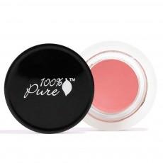100% Pure, 과일 색소 팟 루즈 블러쉬 [색상선택], 0.12 oz (3.4 g)