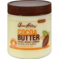 퀸 헬렌, 코코아 버터 크림, 4.8 oz (136 g)