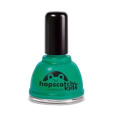 Hopscotch Kids, 무독성 메니큐어 이니 미니 미니 모 (sparkling emerald green) , 14 ml