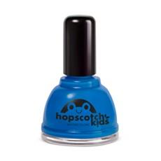 Hopscotch Kids, 무독성 메니큐어 잉크 어 빙크 어 보틀 (sparkling patriotic blue) , 14 ml