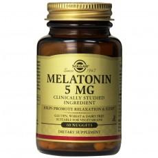 솔가, 멜라토닌 5 mg, 60 Nuggets