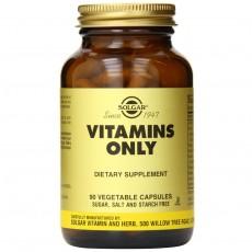 솔가, 비타민 Only, 90 Veggie Caps