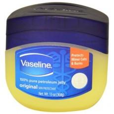 바세린, 100% 퓨어 페트롤리움 젤리 오리지날 연고 특대용량, 368 g (13 oz)