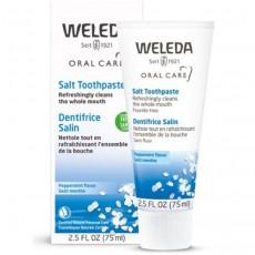 벨레다, 소금 치약, Salt Toothpaste, 2.5 oz (75 ml)