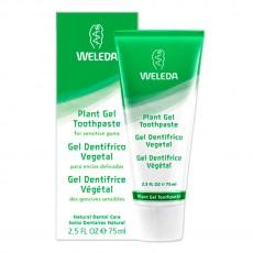 벨레다, 플랜트 젤 치약, Plant Gel Toothpaste, 내추럴 덴탈 케어, 2.5 oz (75 g)
