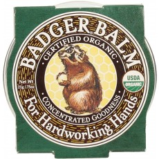 뱃져 BADGER, 뱃져 밤 [소용량] For 하드워킹 핸드, 0.75 oz (21 g)