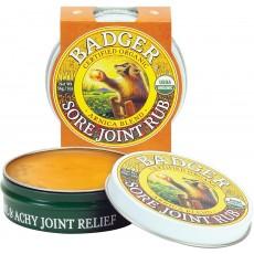 뱃져 BADGER, Sore Joint Rub, 아르니카 블렌드[대용량], 2 oz (56 g)